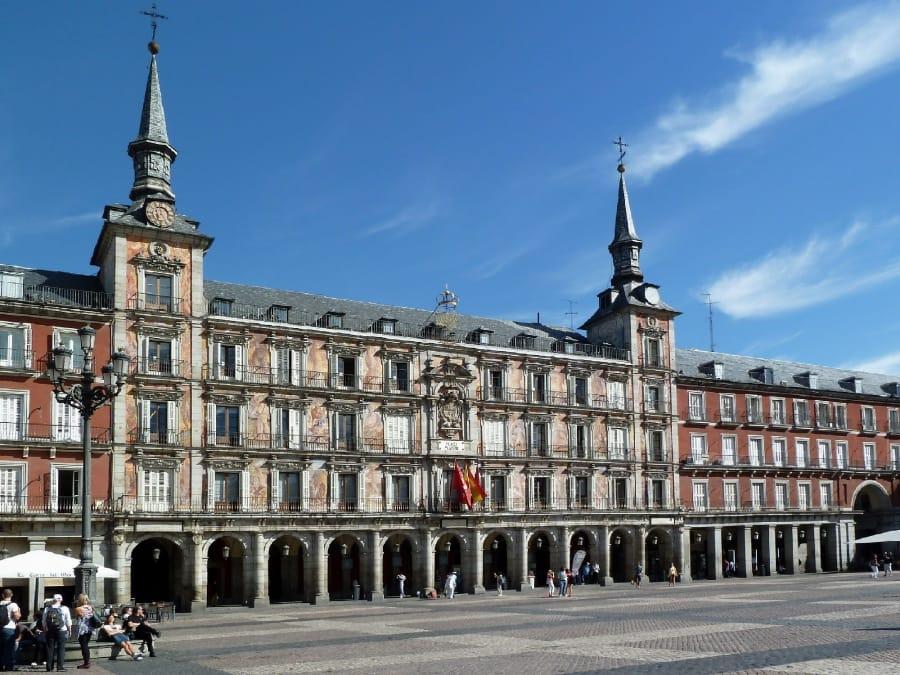 TravelXL-van-Limburg-MADRID-Plaza-Mayor