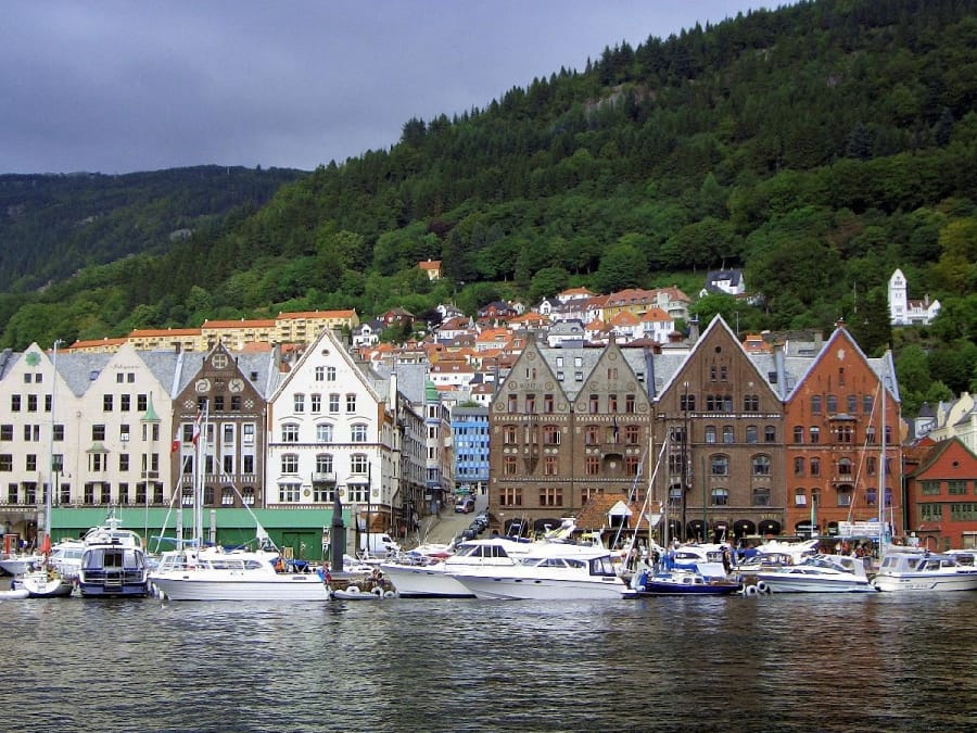 TravelXL-van-Limburg-HURTIGRUTEN-Bergen-haven