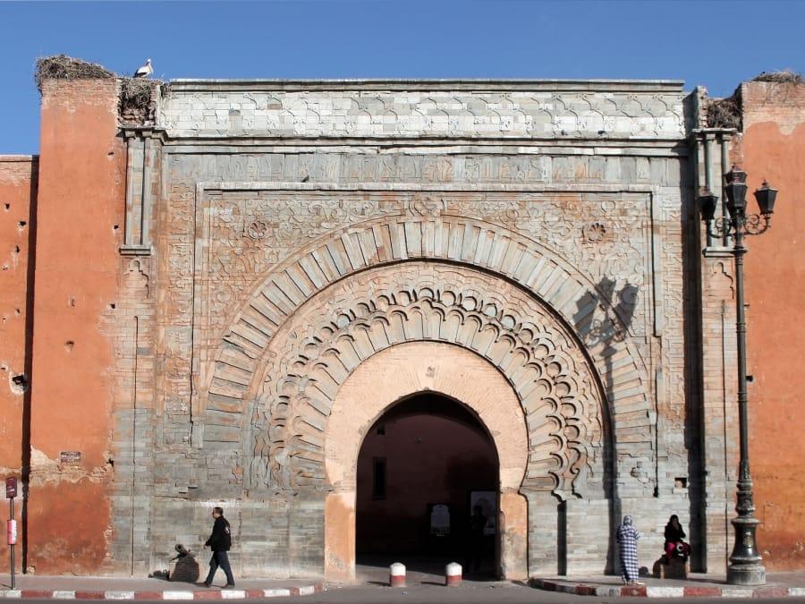 TravelXL-van-Limburg- MAROKKO-stadspoort-Marrakech