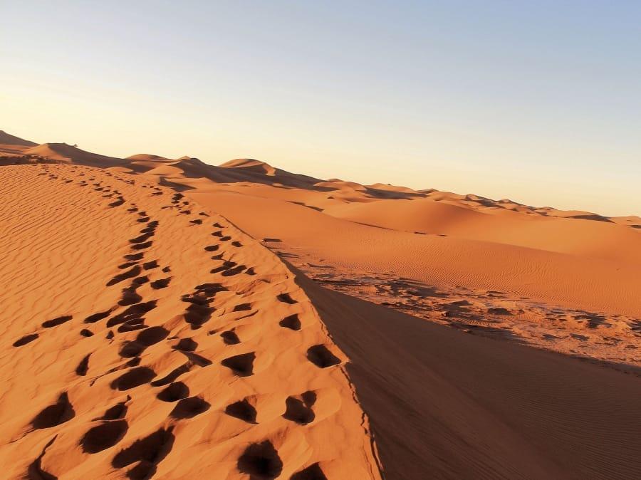 TravelXL-van-Limburg-MAROKKO-woestijn-zonsopgang