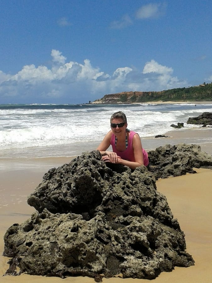 TravelXL-van-Limburg-BRAZILIE-strand-Praia-Amor-met-Nicole