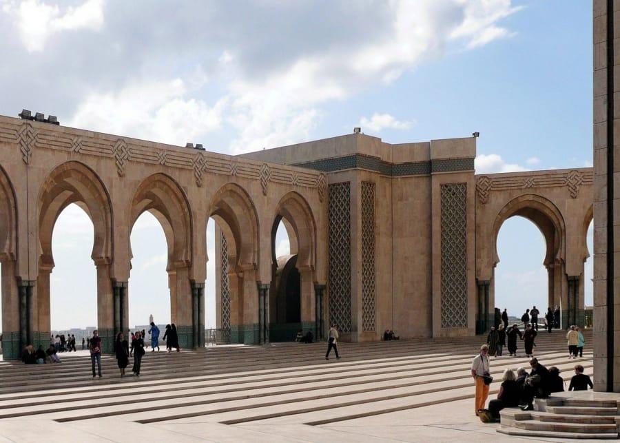 TravelXL-van-Limburg-MAROKKO-Casablanca-HassanII-moskee