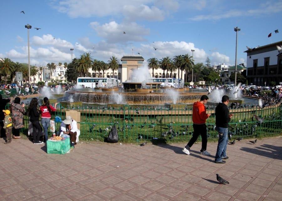 TravelXL-van-Limburg-MAROKKO-Casablanca-Place-Mohammed-V