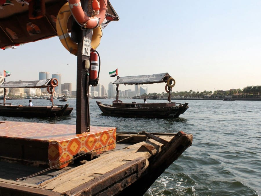 TravelXL-van-Limburg-DUBAI-Abra-oversteek-Dubai-Creek