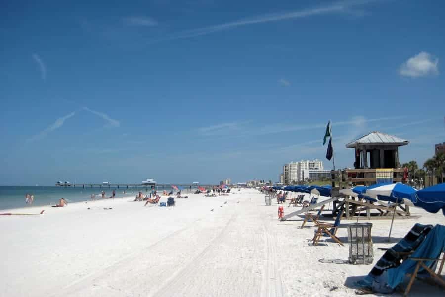 TravelXL-van-Limburg-FLORIDA-Clearwater-strand