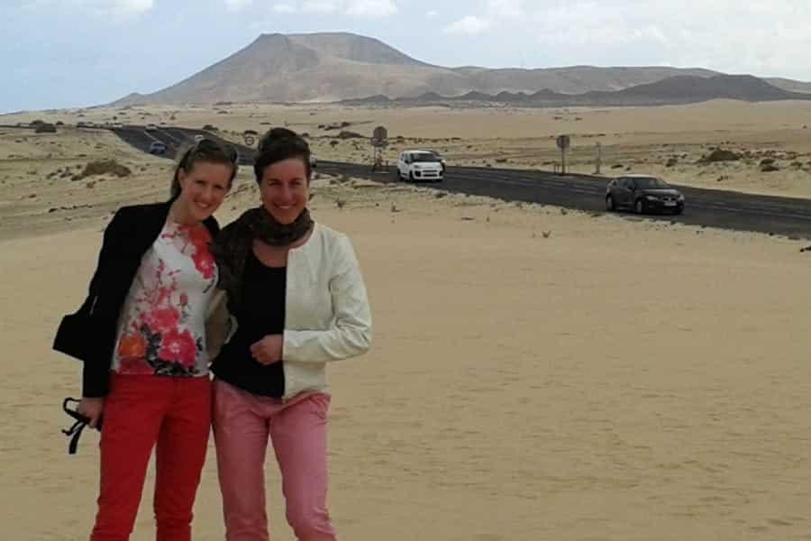 TravelXL-van-Limburg-LANZAROTE-Fuerteventura-Correlejo-zandduinen