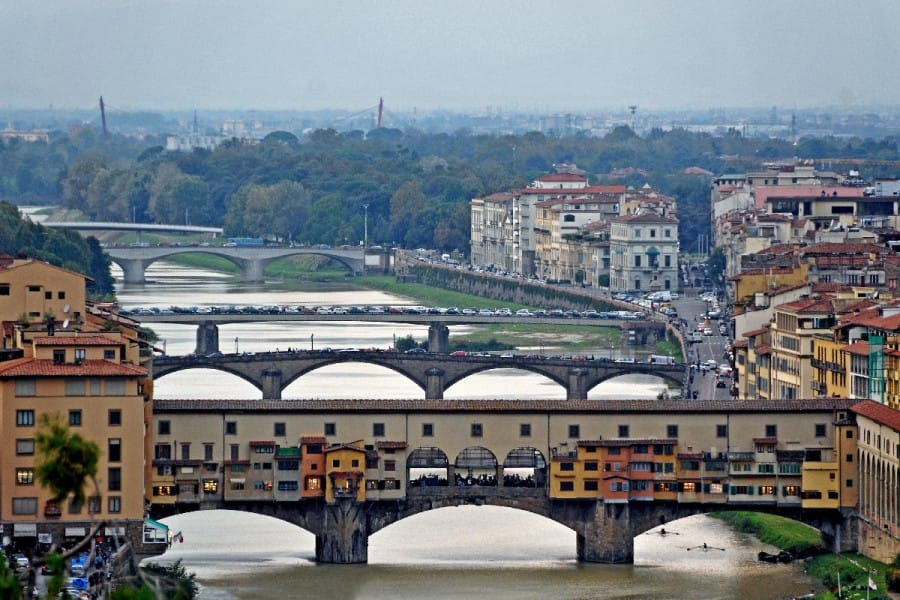 TravelXL-van-Limburg-FLORENCE-Ponte-Vecchio-en-andere-bruggen-over-de-Arno