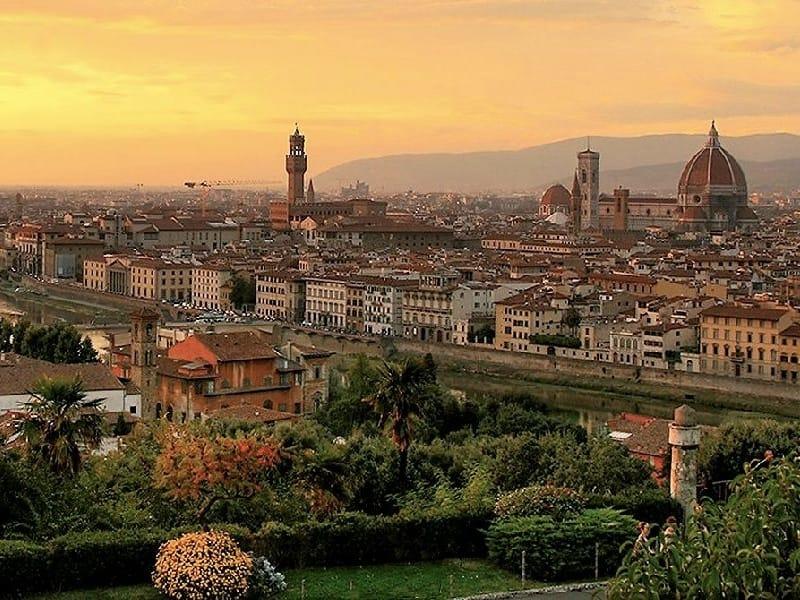 TravelXL-van-Limburg-FLORENCE-zonsondergang-in-Florence